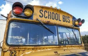 Aging School Buses