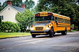 Hybrid School Buses