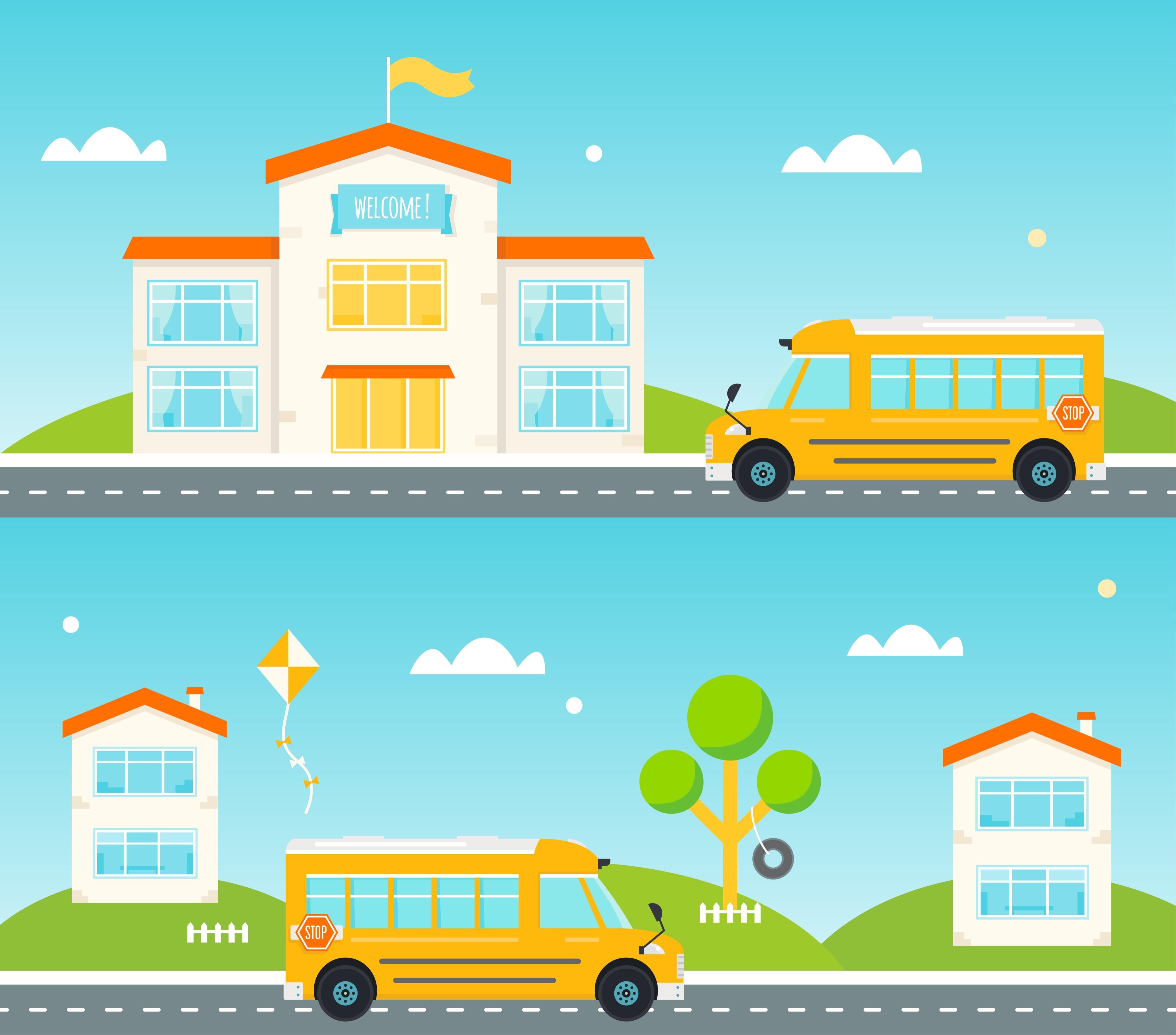 School Bus Route Changes