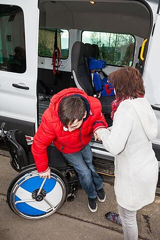 Transporting Special Needs Children