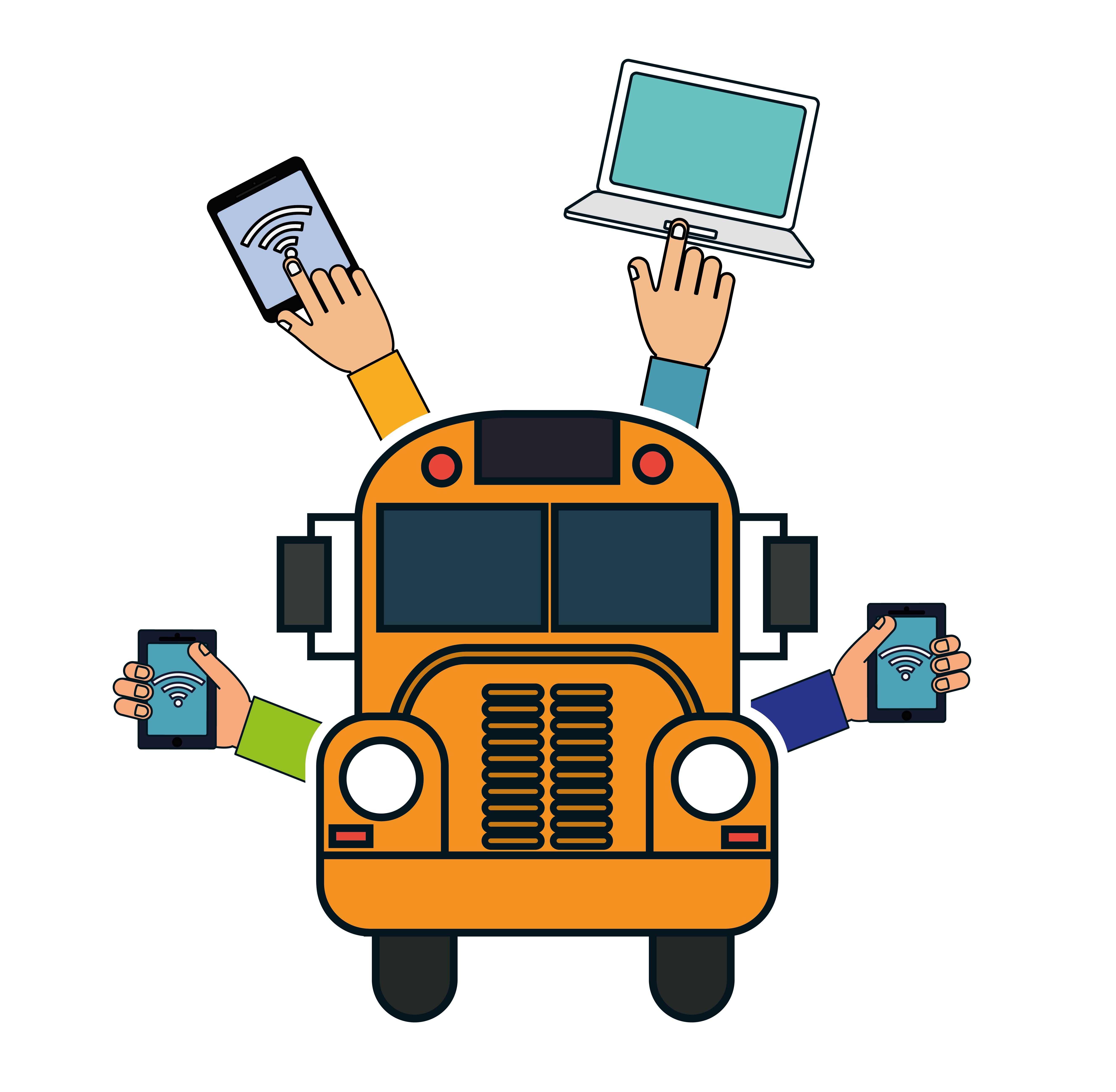 Wi-Fi on School Buses