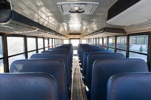 school bus trespassing