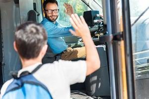 Florida school bus drivers