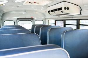 school bus fleet