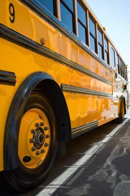 school bus fleet tires