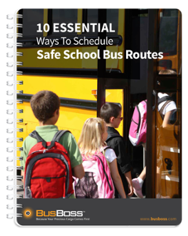 Tip Sheet - 10 Essential Ways To Schedule Safe School Bus Routes - Download Now