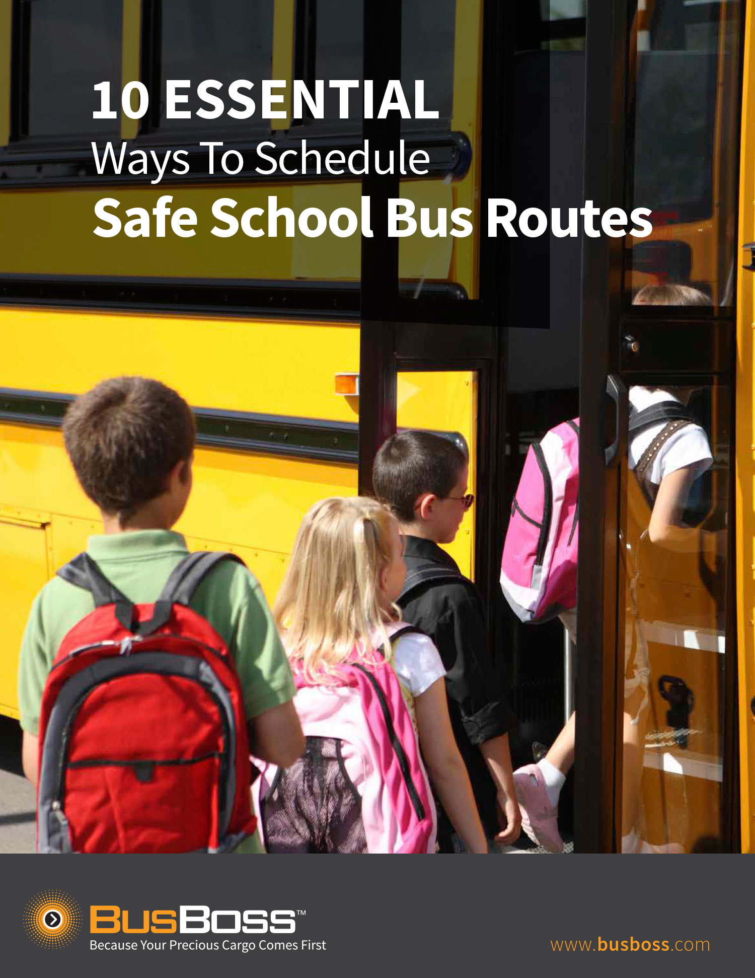 10 Essential Ways To Schedule Safe School Bus Routes